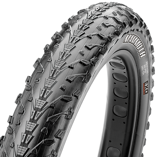Maxxis Mammoth Tubeless Compatible Color: Black