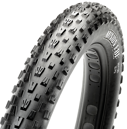 Maxxis Minion FBF 26-inch Tubeless Compatible Color: Black