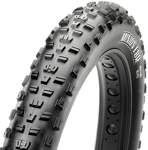 Maxxis Minion FBR 26-inch Tubeless Compatible Color: Black