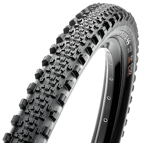 Maxxis Minion SS 26-inch Tubeless Compatible Color: Black