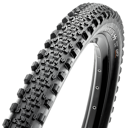 Maxxis Minion SS Downhill 27.5-inch Color: Black