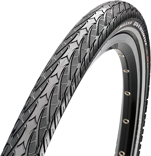 Maxxis Overdrive 27.5-inch Color: Black/Reflective