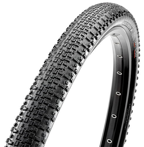 Maxxis Rambler 700c Tubeless Compatible Color: Black