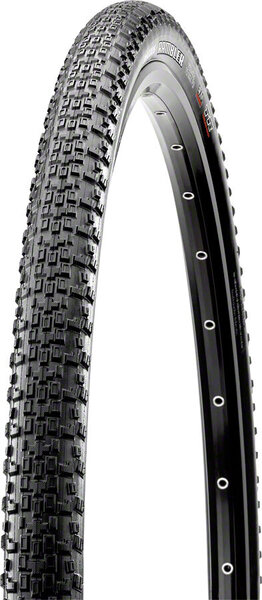 Maxxis Rambler 700c Tubeless Color: Black