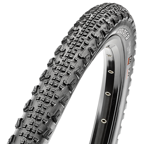 Maxxis Ravager 700c Tubeless Compatible Color: Black