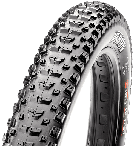 Maxxis Rekon 27.5-inch Tubeless Compatible Color: Black