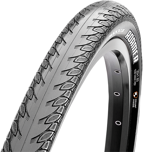 Maxxis Roamer 26-inch Color: Black