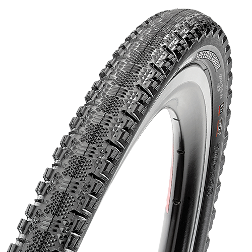 Maxxis Speed Terrane 700c Tubeless Compatible Color: Black