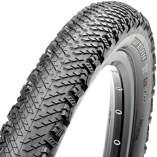 Maxxis Tread Lite 29-inch Tubeless Compatible Color: Black