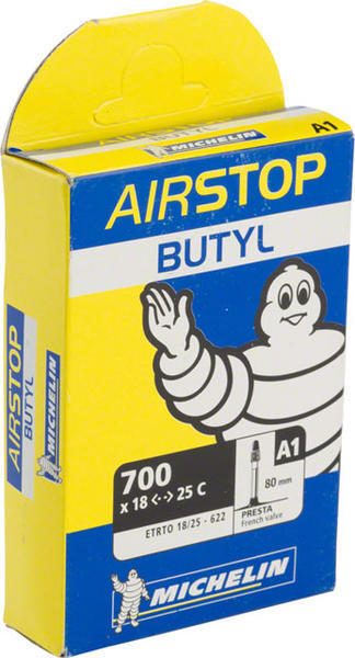 MICHELIN Airstop 700c (80mm Presta valve)