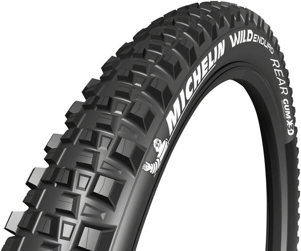 MICHELIN E-Wild Rear 27.5-inch Tubeless