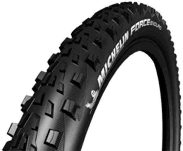 MICHELIN Force Enduro 27.5-inch Color | Size: Black | 27.5 x 2.35