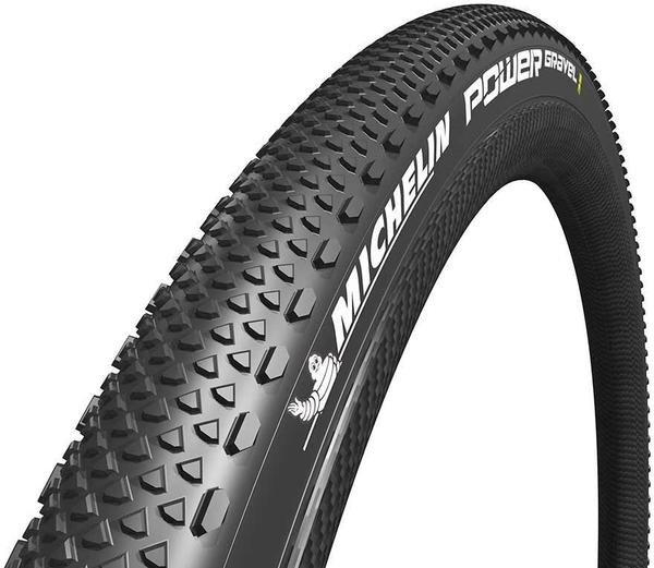 MICHELIN Power Gravel Color | Size: Black | 700 x 33c