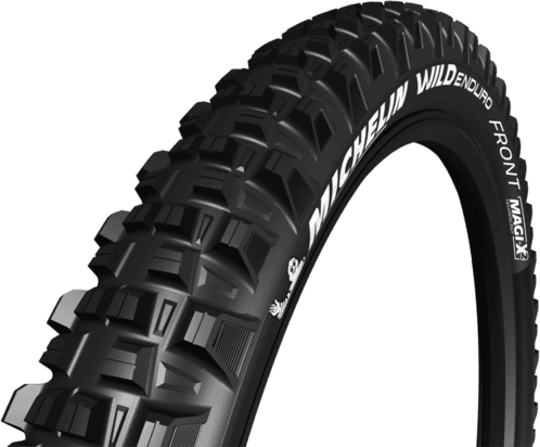 MICHELIN Wild Enduro Front MAGI-X Tire 27.5-inch Color: Black