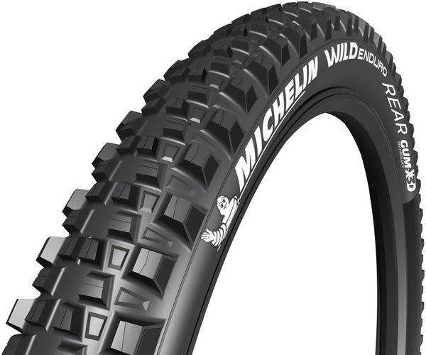 MICHELIN Wild Enduro Rear 29-inch Color: Black