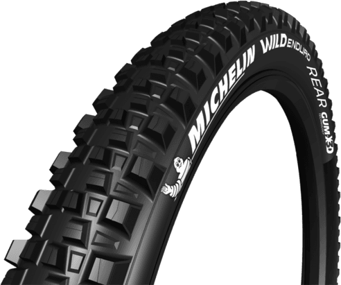 MICHELIN Wild Enduro Rear GUM-X Tire 27.5-inch