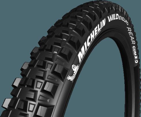 MICHELIN Wild Enduro Rear GUM-X Tire 27.5-inch
