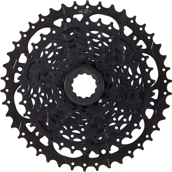 Microshift ADVENT 8-Speed Cassette Color: Black