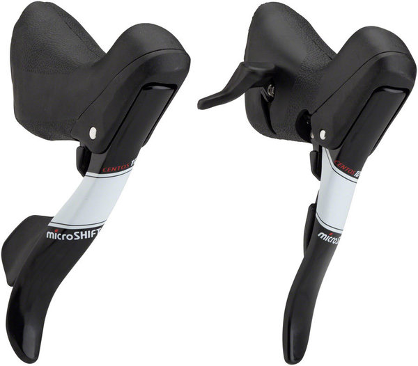 Microshift Centos 2x11 Drop Bar Shifters