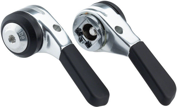 Microshift Down Tube Shifter Set