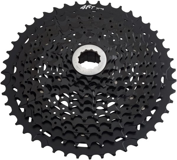 Microshift G11 11-Speed Mountain Cassette Color: Black