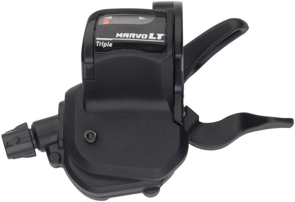 Microshift Marvo LT Trigger Shifter w/Gear Indicator Left/Right: Left
