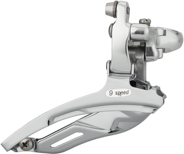 Microshift R539 Front Derailleur Clamp Diameter: 28.6/31.8mm