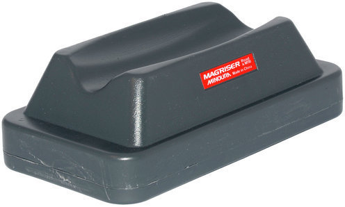 Minoura Mag Riser Block 3 Color: Grey