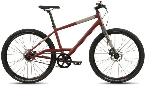 Momentum iNeed UX Single-Speed Color: Brick Red