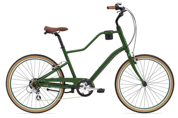 Momentum iWant Park Color: Green/Tan