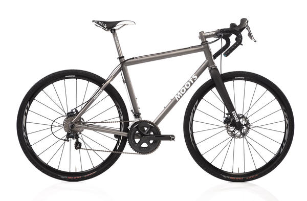Moots Routt 45 Frameset Price is for frameset as defined in specifications (image may differ).