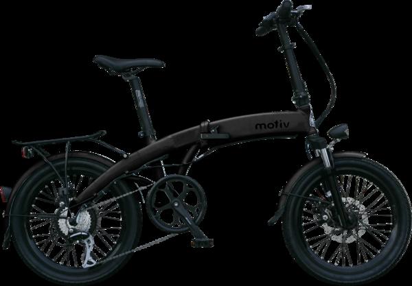 Motiv Electric Bikes Stash