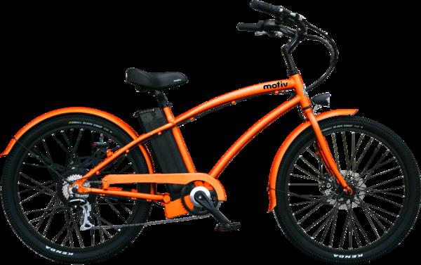Motiv Electric Bikes Spark