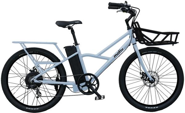 Motiv Electric Bikes Sherpa