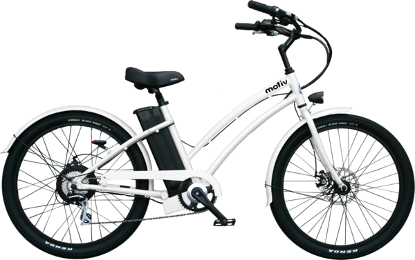 Motiv Electric Bikes Sleek