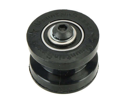 MRP Replacement Rollers Color: Black