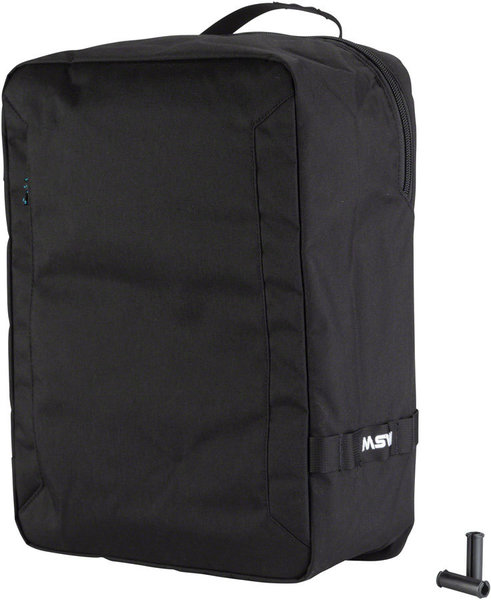 MSW Blacktop Pannier Color: Black