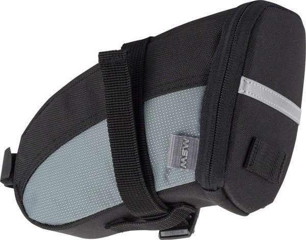 MSW SBG-100 Brand New Seat Bag Color: Black/Gray