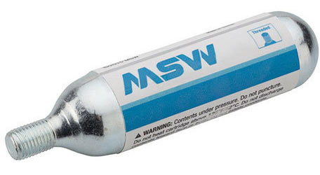 MSW CO2-38 Cartridges