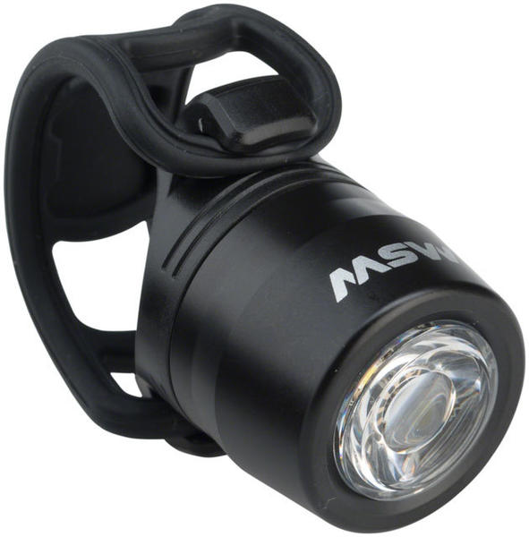 MSW Cricket USB Headlight Color: Black