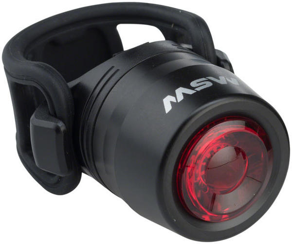 MSW Cricket USB Taillight Color: Black