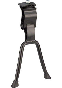 MSW KS-300 Two-Leg Kickstand Color: Black