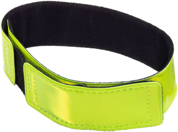 MSW Reflective Leg Band Color: Yellow