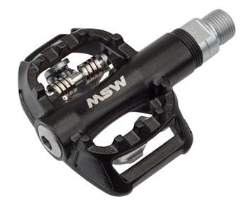 MSW RP-220 Single-Sided Clipless Pedals