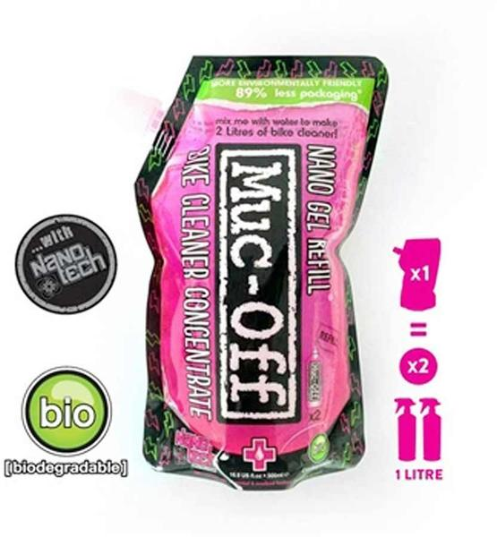 Muc-Off Nano-Tech Gel Concentrated