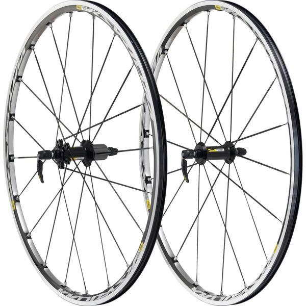 Mavic Ksyrium Elite Wheelset (Black)