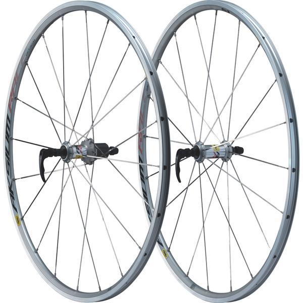 Mavic Aksium Wheelset (Black)