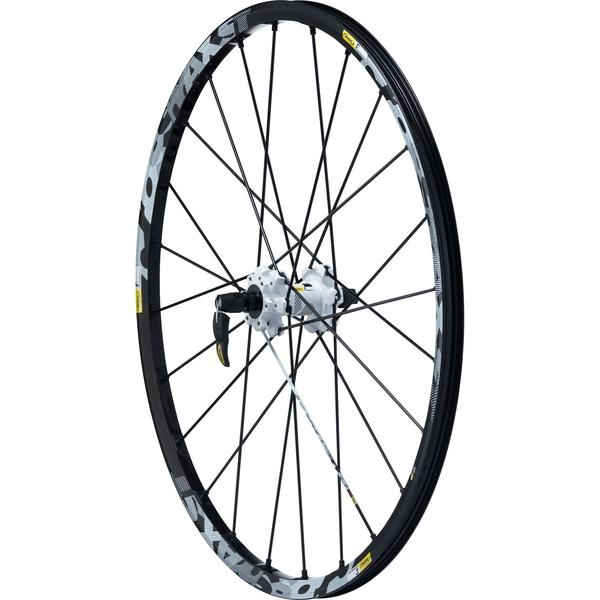 Mavic Crossmax ST Disc Front Wheel (9mm Quick-Release/15mm Through-Axle)