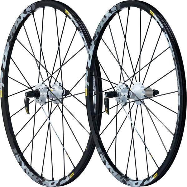 Mavic Crossmax ST Disc Wheelset (9mm Quick-Release/15mm Through-Axle)