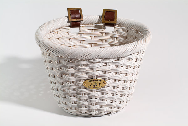 Nantucket Bike Basket Co. Cliff Road Child Oval Basket